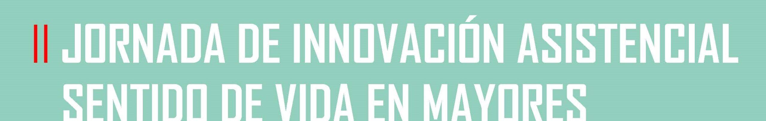 II Jornada de Innovación Asistencial